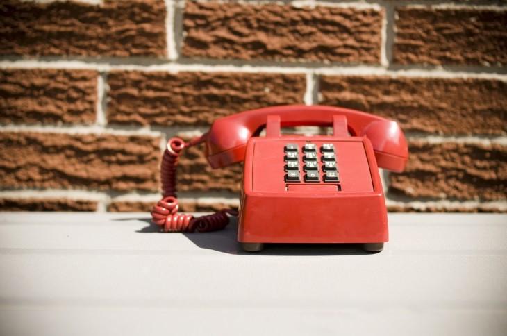 ارسال کد تأییدیه به تلفن ثابت از طریق تماسگیر خودکار